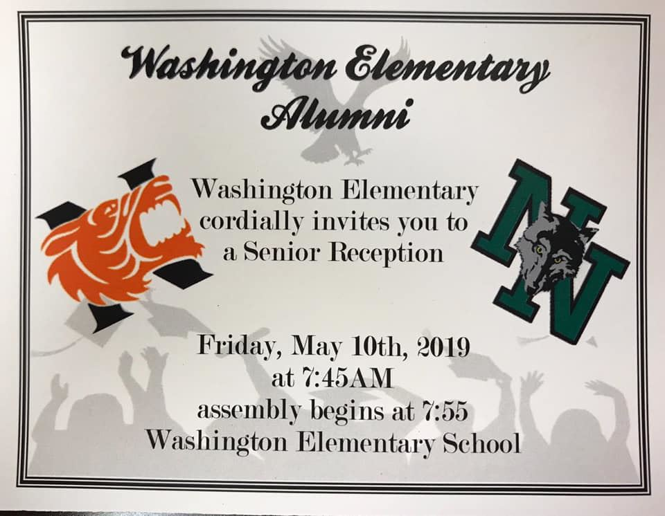 Hey graduating Norman seniors!  Are you also a former Washington Eagle?  Please join us for our annual Senior Day!!!