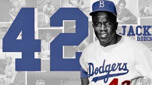 Jackie Robinson #42 picture