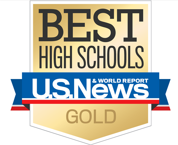 US News Best High Schools logo