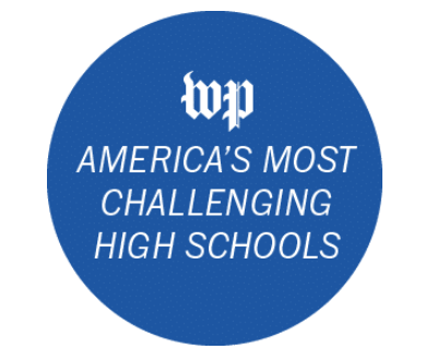 Washington Post Most Challenging Schools logo