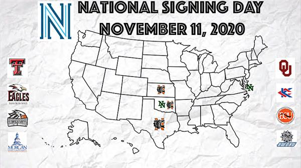 NPS National Signing Day graphic